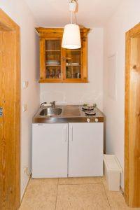 Doppelzimmer mit Kochgelegenheit