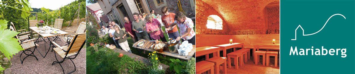 Winzerimbiss und Catering im Weinberg